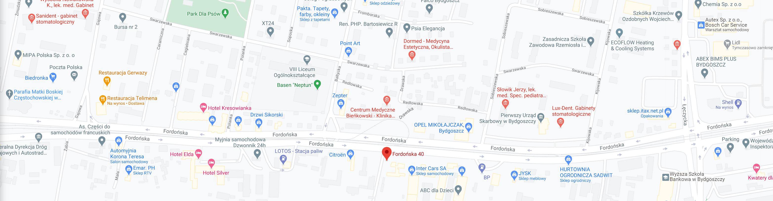 siedziba greatcall w Bydgoszczy